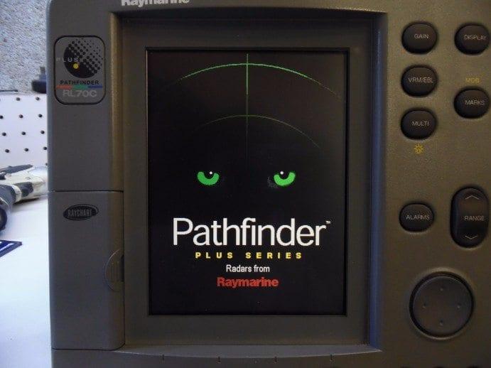 raymarine rl70crc display pathfinder plus hsb2 radar chartplotter 7 rh maxmarineelectronics com
