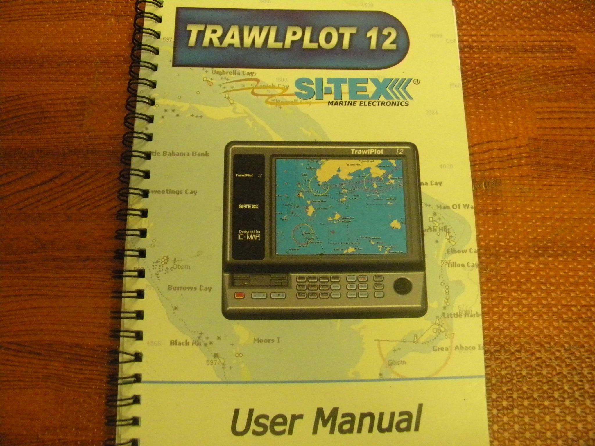 si tex trawlplot 12 user manual max marine electronics rh maxmarineelectronics com User Guide Manuals in PDF