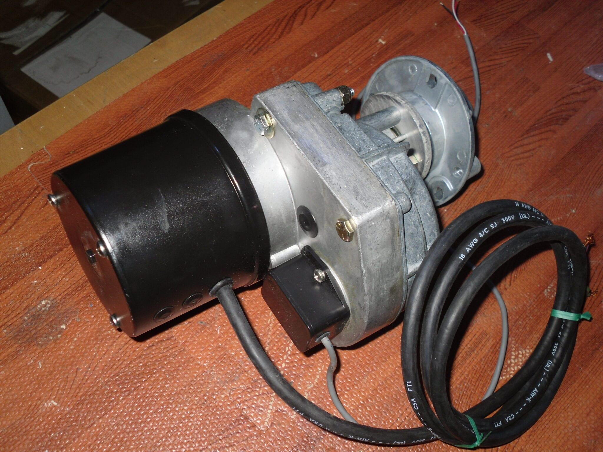 Mechanical Drive Cables : Mechanical teleflex cable tilt helm w integrated