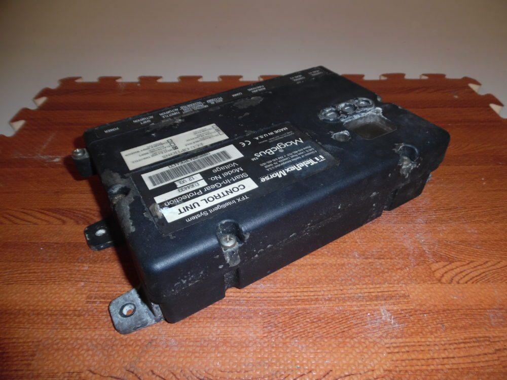 Teleflex Morse Controls Single : Teleflex morse control unit ecu eu volt i
