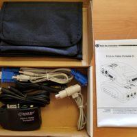 BLACK BOX - NEW - VGA to Video Portable II AC325A-R2