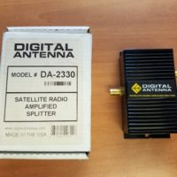 Digital Antenna Model DA-2330 Satellite Radio Amplified Splitter