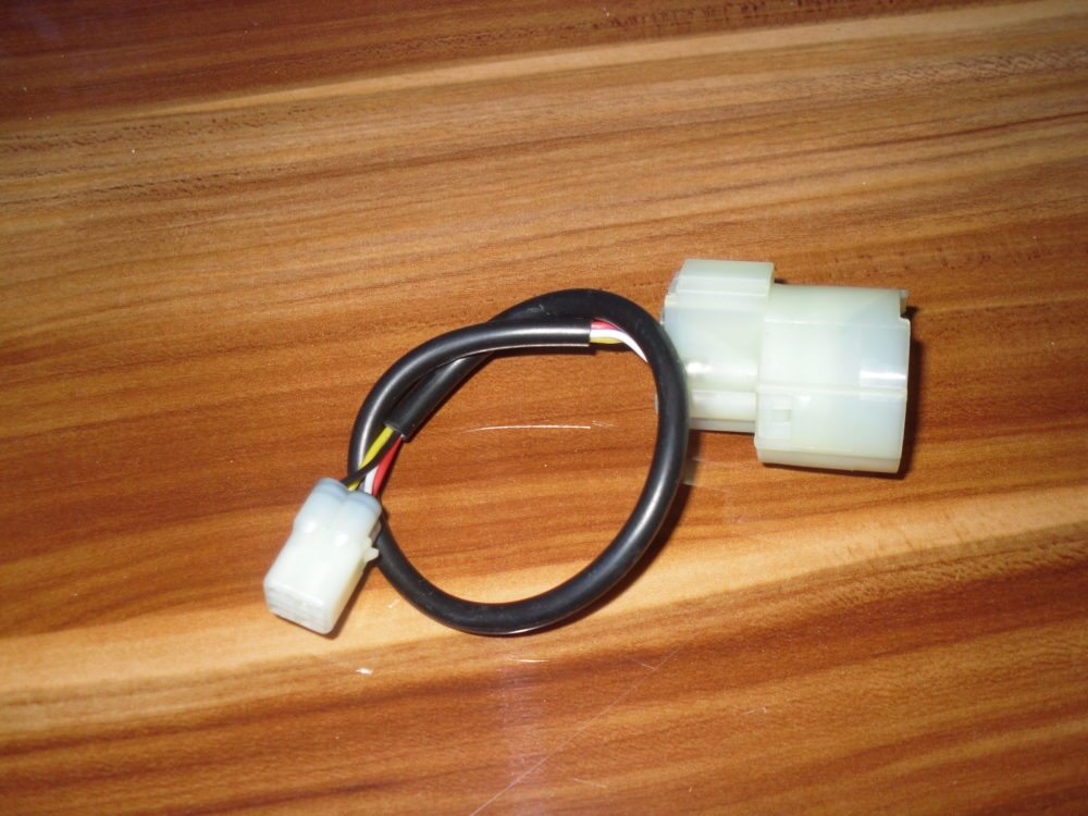 Suzuki Outboard Cables : Suzuki outboards c smis adapter cable round to