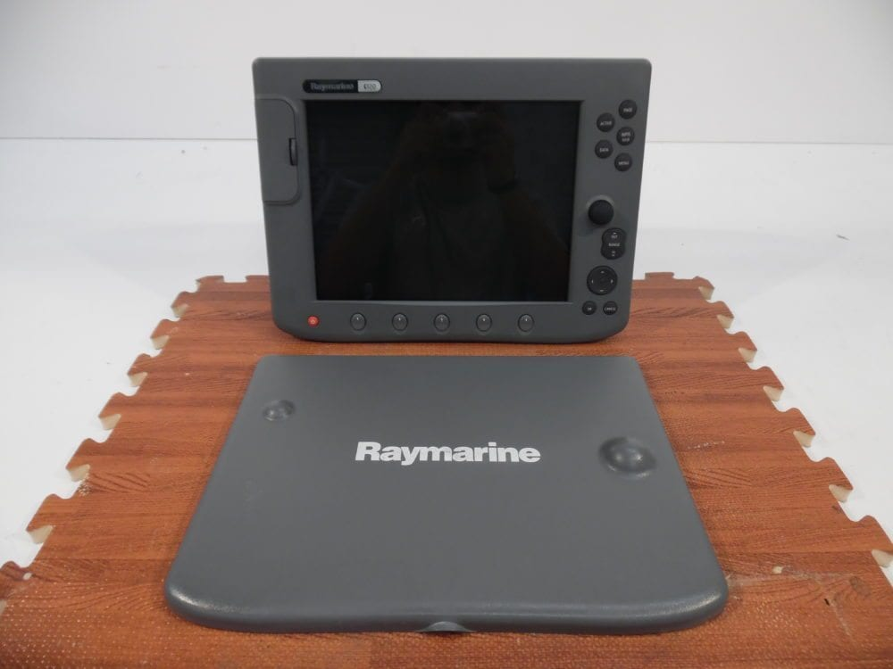 Raymarine C120 Classic Display w/Suncover - E02022 - UPDATED SOFTWARE W/ 90  DAY