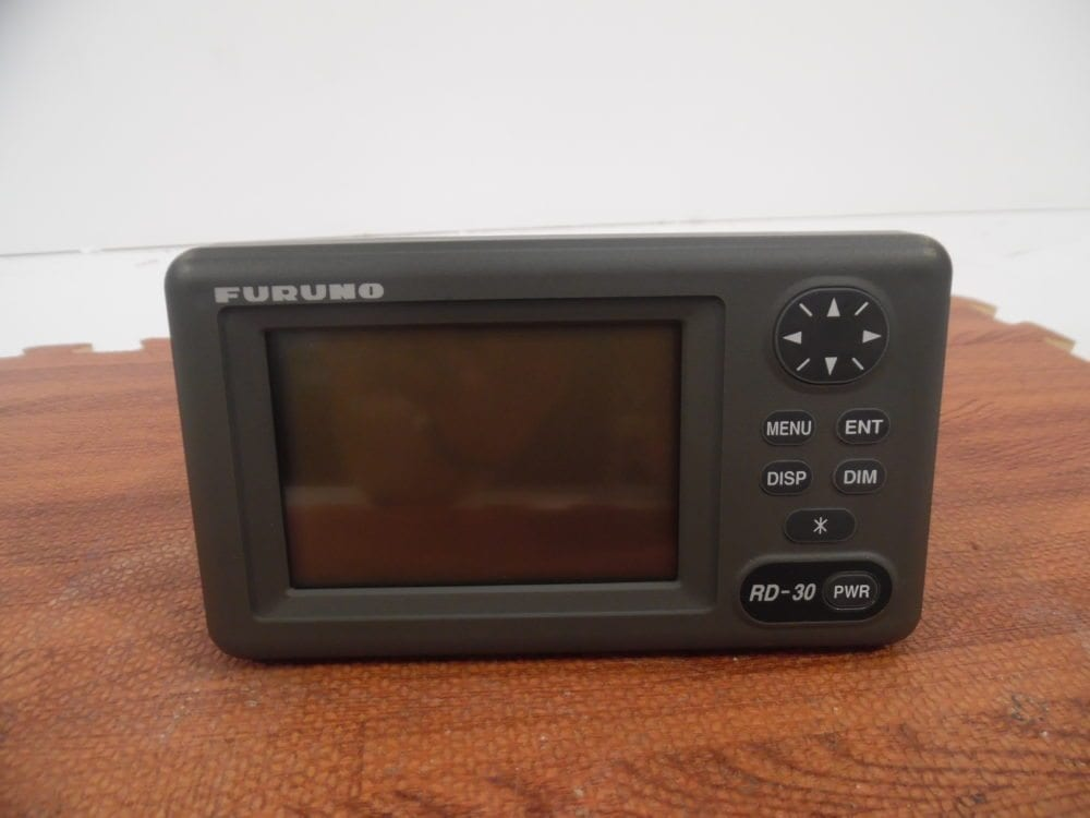 Furuno RD-30 NMEA 0183 Repeater Display - Great Condition with 90 Day  Warranty