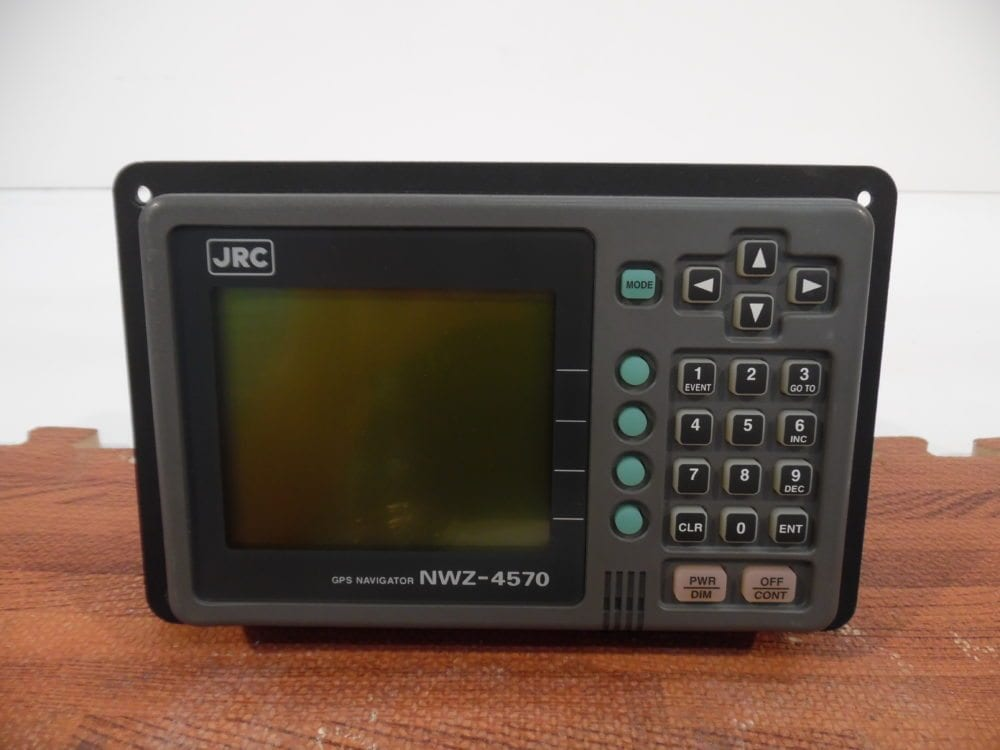 jrc gps navigator nwz 4570 display w cables manual great rh maxmarineelectronics com Car Owners Manual Del Manual