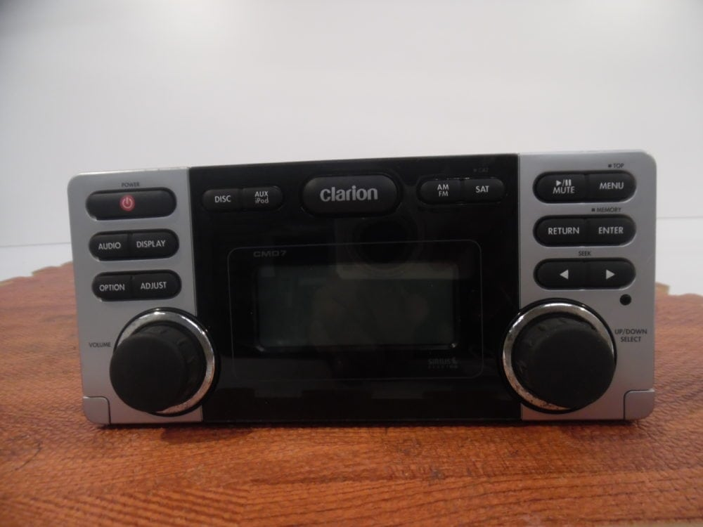 Clarion stereo repair user manuals clarion apa2160 service manual 1st page array clarion cmd7 marine stereo head unit parts repair bad aux max rh maxmarineelectronics com fandeluxe Images