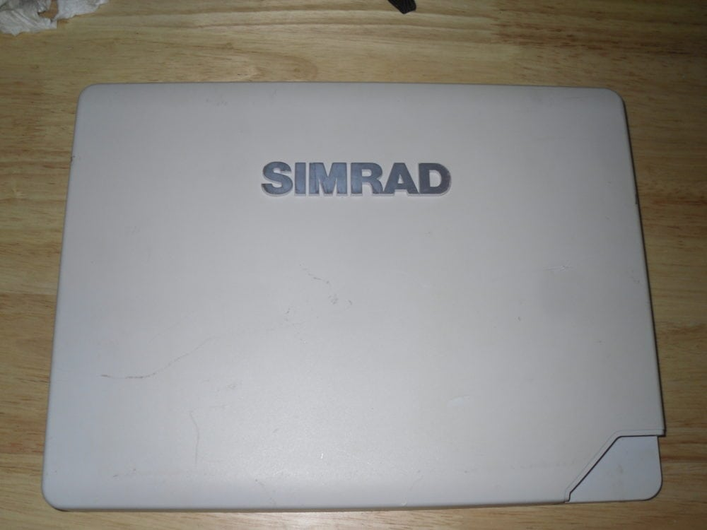 Simrad NSE8 Protective Suncover Sun Cover Protector