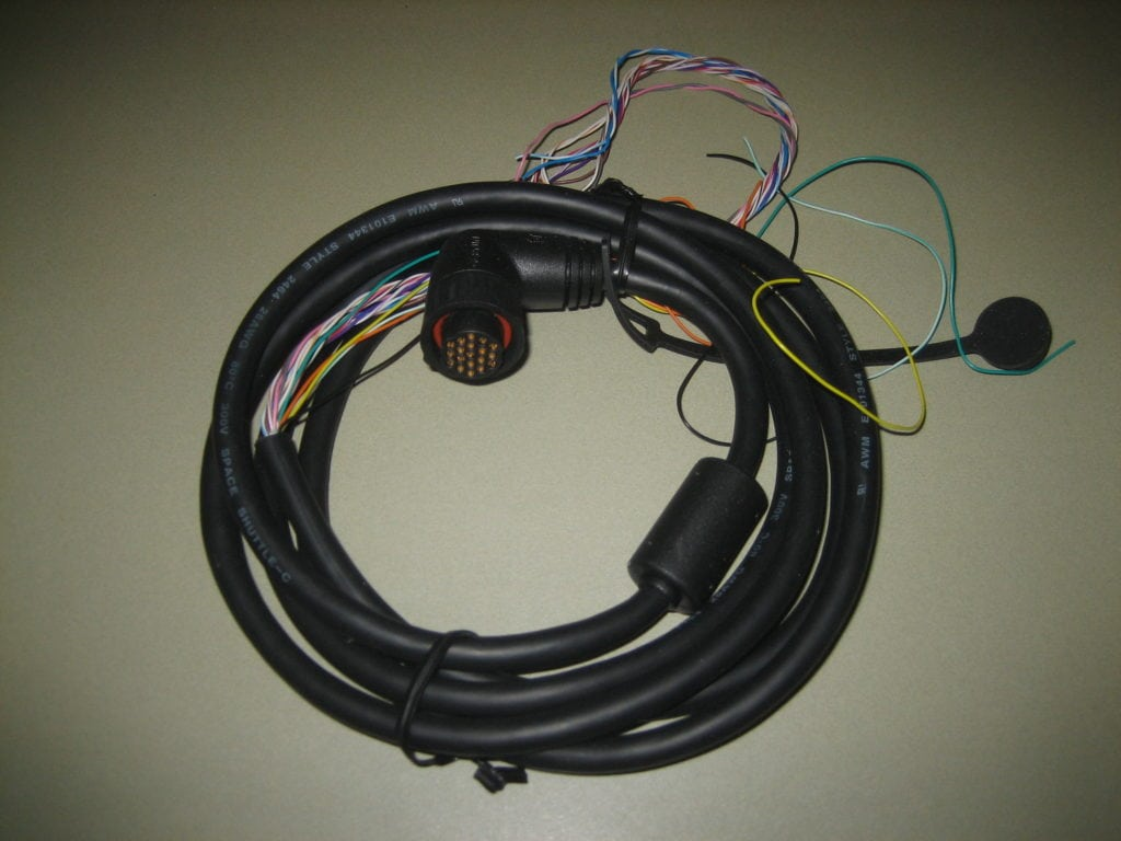 Garmin NMEA 0183 cable right angle 010-11088-00