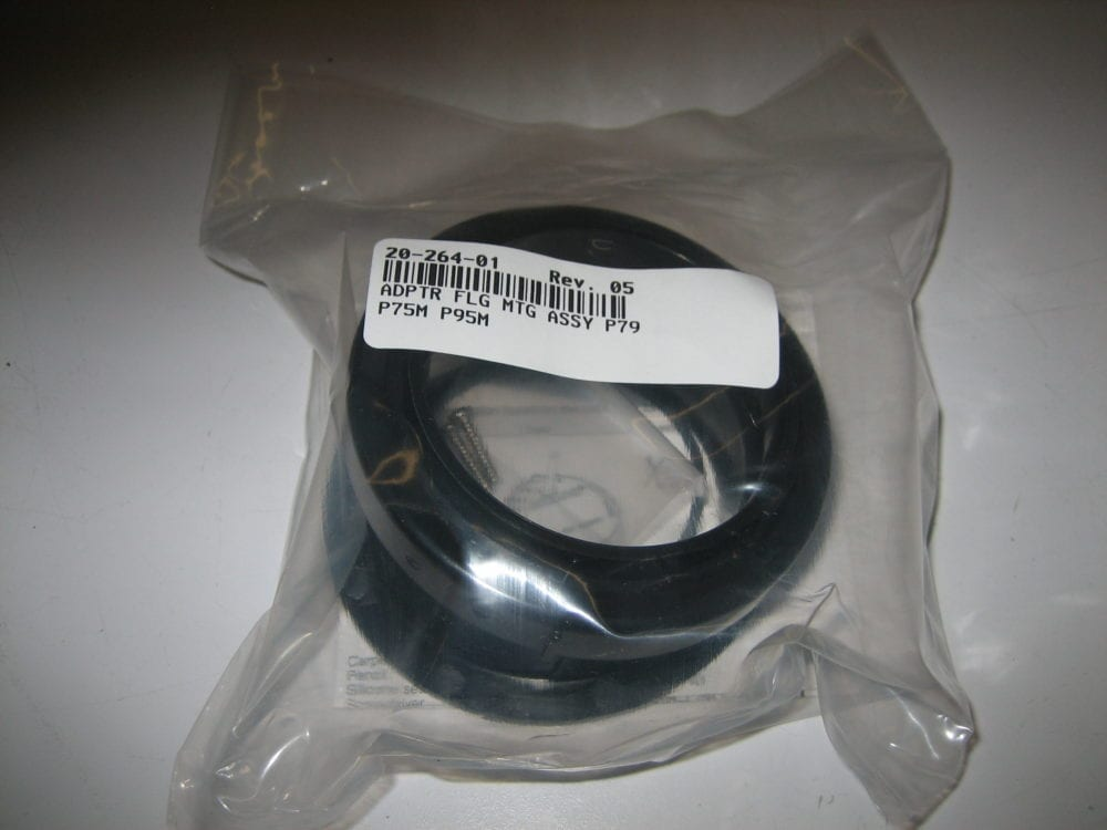 Airmar NEW Transducer Install Kit Flange for P79 P79S In-Hull Shoot Thru  w/Instr