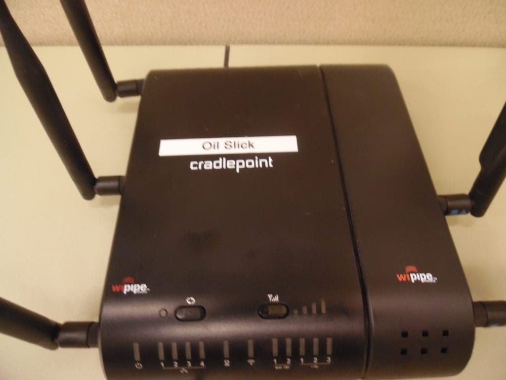 Cradlepoint ARC MBR1400 V2 Version 2 Router w/ Antennas - Max Marine  Electronics