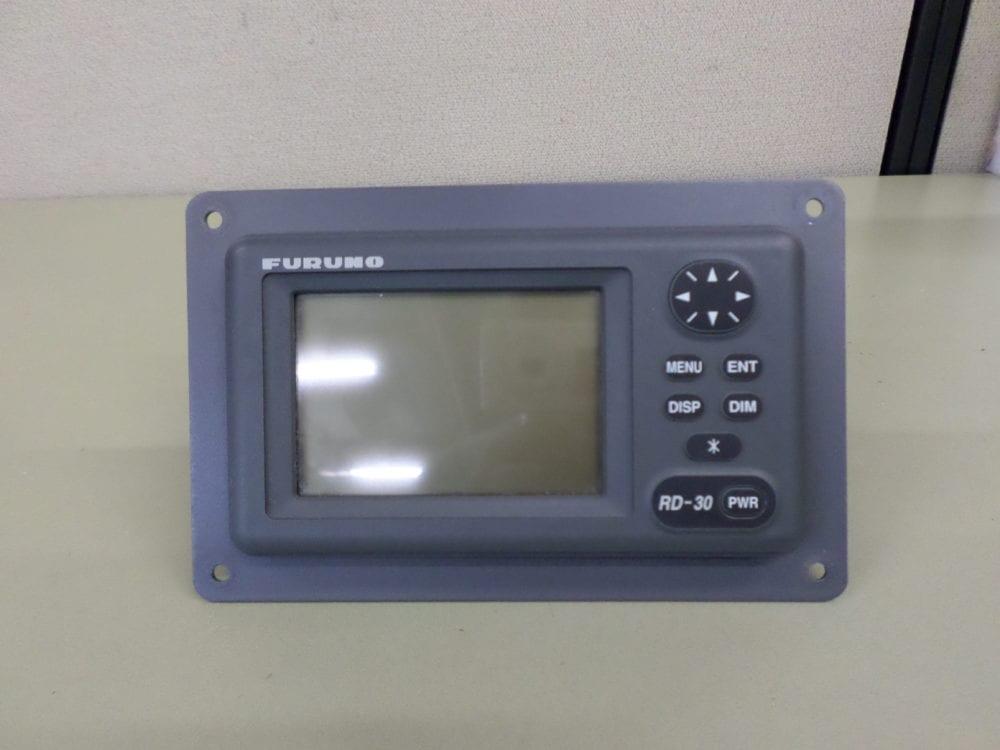 Furuno RD-30 NMEA 0183 Repeater Display - Screen Has Intermittent Vertical  Lines