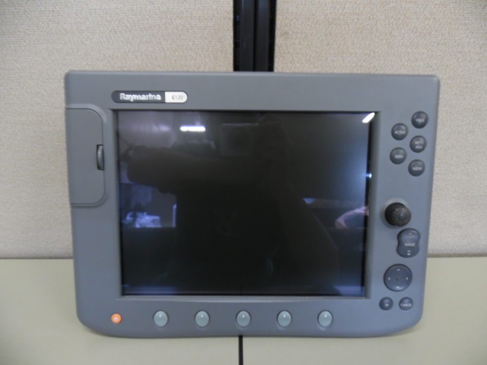 Raymarine C120 Classic Display - E02022 - Updated with 90 DAY Warranty