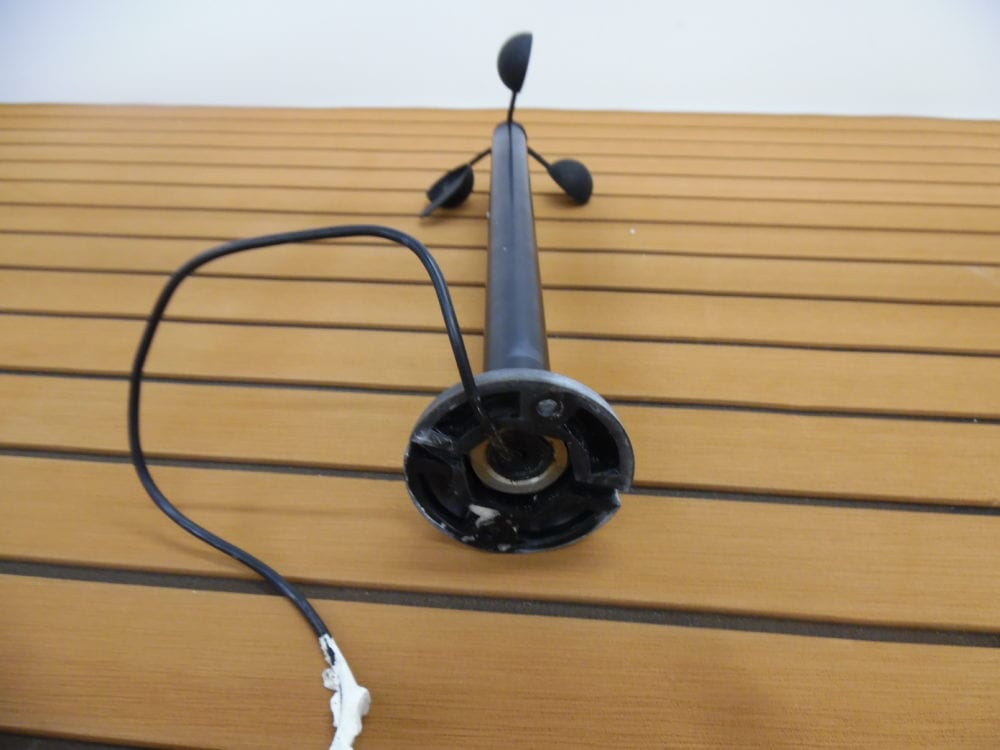 Raymarine Rotavecta Wind Transducer for ST40 ST60 Z195 - Tested Working -  Max Marine Electronics