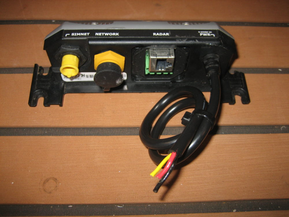 SIMRAD Ri10 Radar Interface Box
