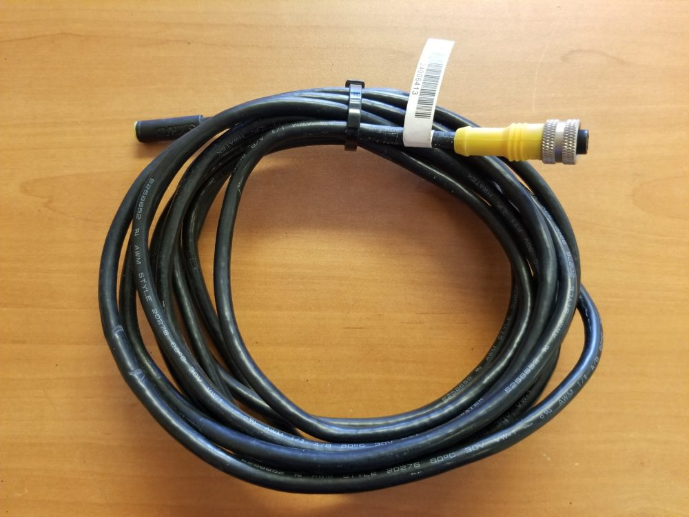 SIMRAD SIMNET DATA CABLE 5 Meters 24005845 New Installer/'s Extras