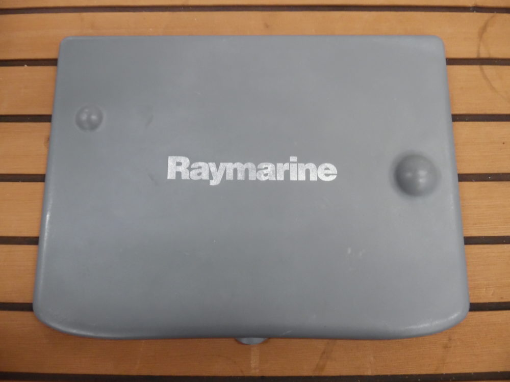 Raymarine C120 Classic Protective Sun Cover - R08030 - Good Condition