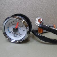 Evinrude BRP Etect I-Command Multi-function Gauge Red NMEA 2000 V1