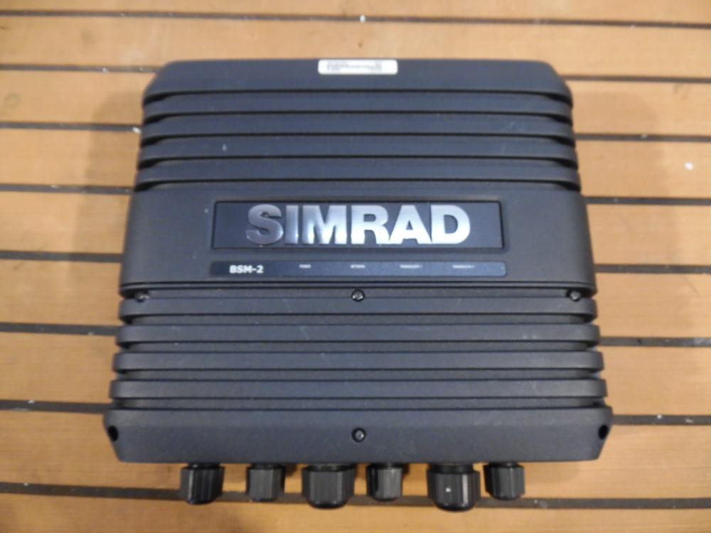 Simrad Bsm-2 Broadband Sounder W   Network Cable
