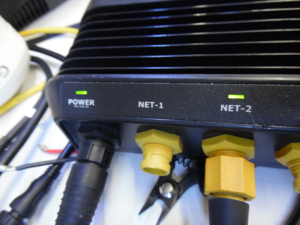 Simrad Sonar Hub Module W   Cables