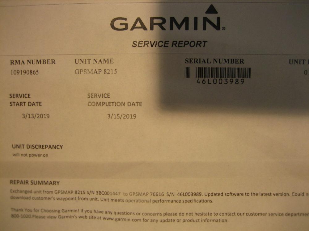 Garmin GPSmap 7616 16