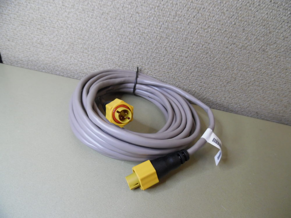 New Lowrance 15/' Ethernet Cable ETHEXT-15YL #127-29