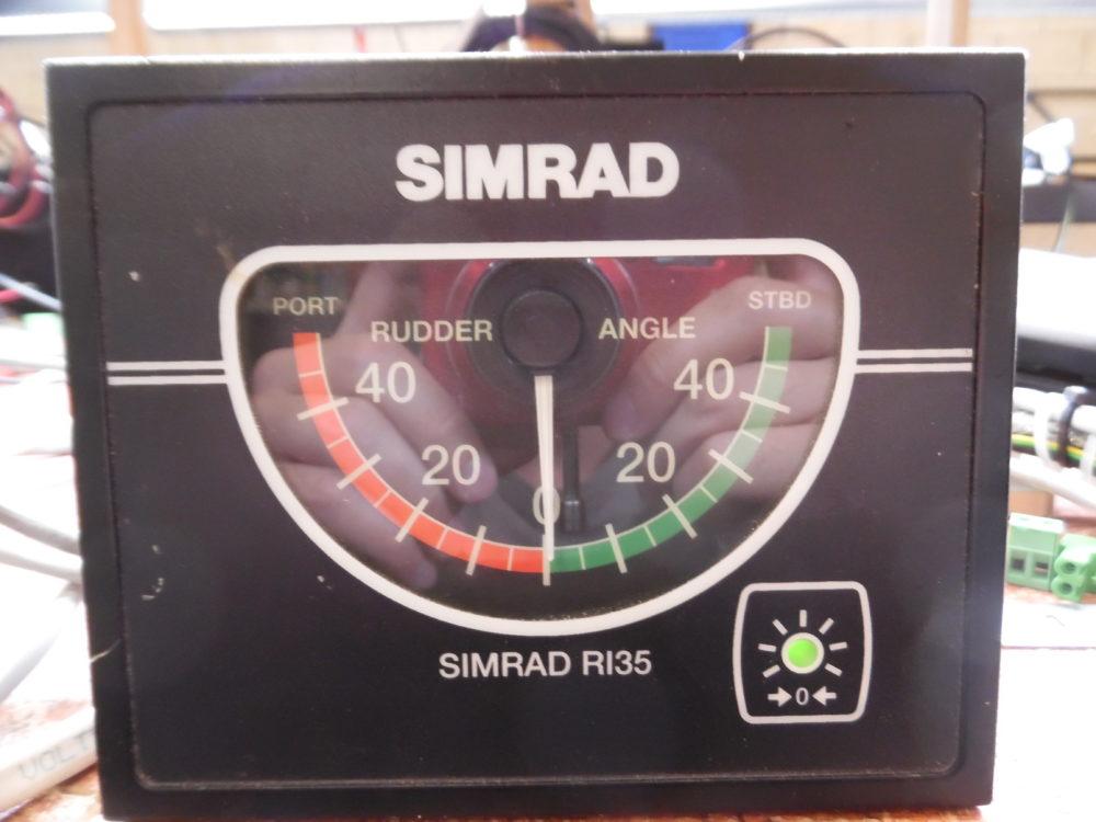Simrad Ri35