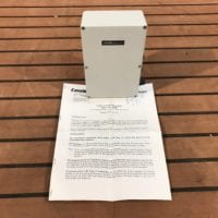 B/&G Network//Quad//Wind//Speed Display Suncover Used Condition