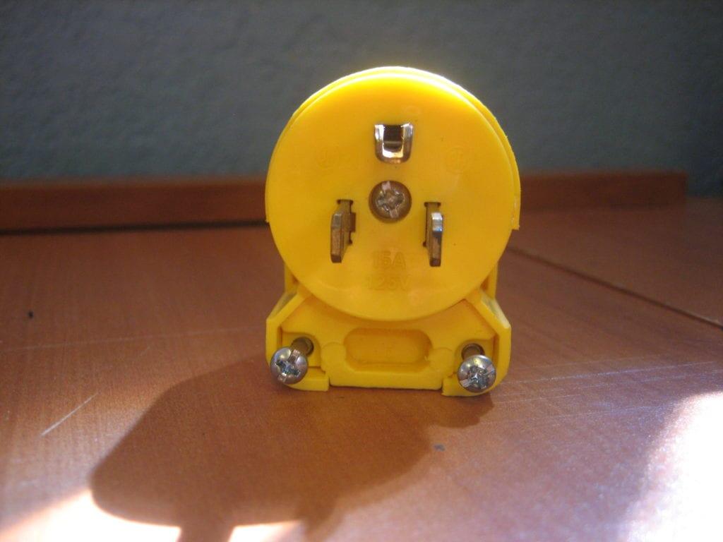 Eagle 15a 125v Grounding Plug - Free Shipping