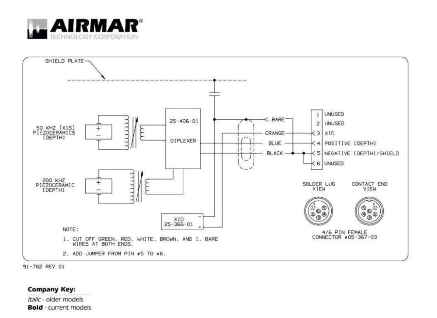 Garmin Airmar 6 Pin Wiring Diagram Car Wiring Diagrams Explained
