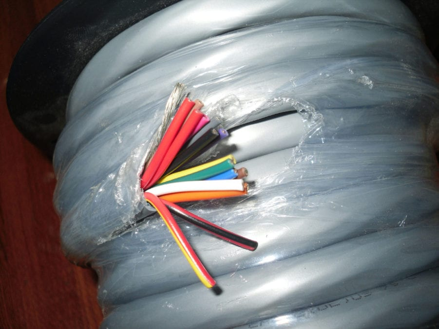 15 Wire Cable : Genex g  premium tinned cable wire conductor