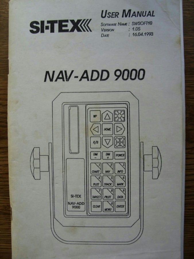 si tex koden nav add 9000 soft cover user manual max marine rh maxmarineelectronics com Instruction Manual Example User Manual PDF