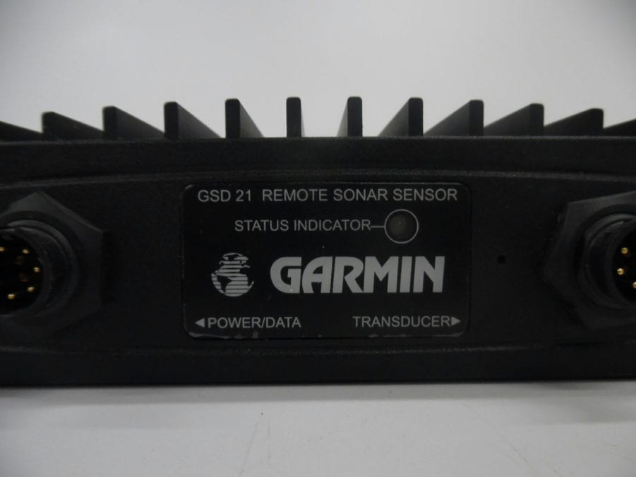 Garmin Gsd21 Sounder Module W   Power Cable